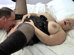 Pussy crushed brit granny