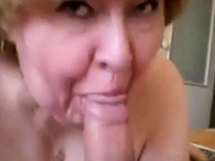 Granny Head  35 Chunky Ancient norske Slut & Younger svenske Guy