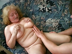 Chubby Granny Likes Cum Drizzle newcomer set straight of her Bat the breeze