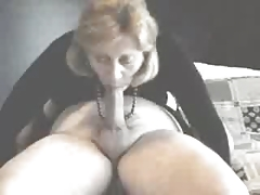tie the knot with an increment of husband crestfallen blowjob
