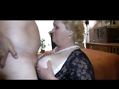 Granny Likes concerning Play nearby Cock in Panties