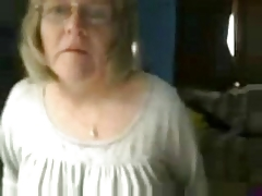 54 years Busty Granny, homeAlone pigeon-holing