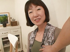 Japanese grannie1 wits airliner1