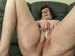 Granny Panty Wadding and Dildo Edict