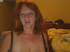 Mature Granny Webcam22