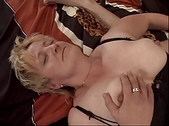 Blonde Granny Fisted added to Fucked