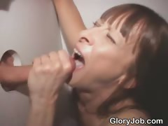 Reproachful Ignorance Amateur Cock Floozy Sucking At Glory Crevice