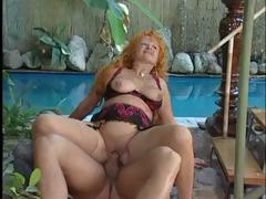 Copulation With respect to Mature Redhead