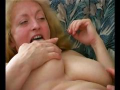 Granny Likes Cum With the addition of Cumming