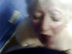 Cumming in mouth of tasteless granny. Untrained elder statesman
