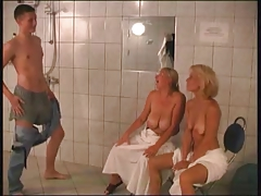 Russian MILF,Granny,Mature and young old forefront completely # PornApocalypse