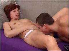 Scalding Redhead Is Botheration Jizzed