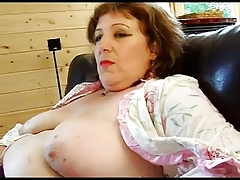FRENCH MATURE n52a anal bbw mom trilogy with respect to 2 younger bobtail