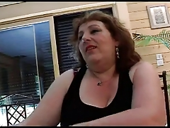 FRENCH MATURE n52b 2 anal grannies moms with 2 younger living souls