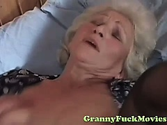 Cock anorectic grandma