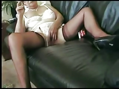 Granny regarding Panties - Session Voyeur
