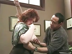 BBW Jennie Joyce Fucked to Office