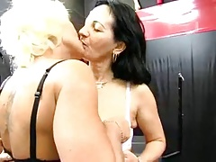 Lesbische Omas - Teil 1