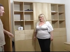 HOT Dear one #99 (BBW Granny with a Big Big In the matter of Ass!)