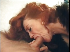 Redhead Victorian Cunted Granny Anal