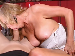 Sopping Blowjob overwrought Hot Granny