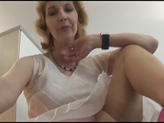 Sexy old whores in lingerie taking huge cocks – discover unstoppable stream of granny porn!