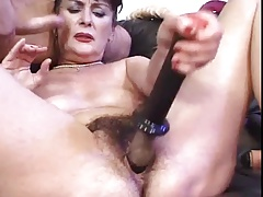 Hairy Mature Tolerant - 8