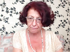 Granny with sweet tits 2
