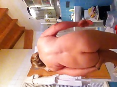mature bbw granny shower (fullback pantys)