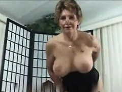 Kinky Granny In A Hot Appliance Likes It Verge on