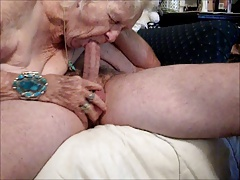 OLD Granny Bang! Suck! SEXY Fellow-feeling a amour Young NEW (soon ANAL!)