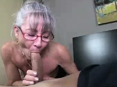 Mom Wants His Young Cock