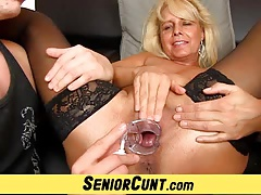 Hot euro milf Koko pov pigeon-holing and pussy close-ups
