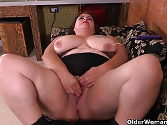 Exclusive hot granny pantyhose porn movies with nasty old sex starving ladies streamed online!