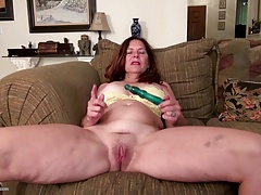 Kinky elderly granny needs a good fuck