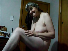 granny nude effectuation less her confidential